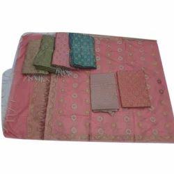 Weaving Handwoven Silk Jacquard Suit Fabric