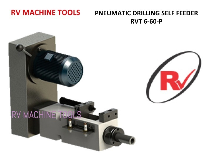 Pneumatic Drilling Self Feeder 6 Mm