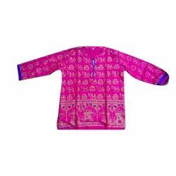 Cotton Printed Girls trendyPrinted Top jaipuri