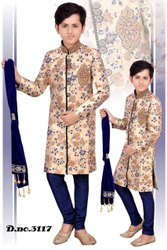 Embroidery Boys Heavy Sherwani