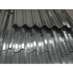 Curvomatic Aluminum Troughed Roofing Sheets