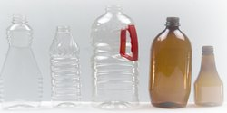 500mL Transparent PET Bottles