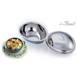 Stainless Steel I Bowl