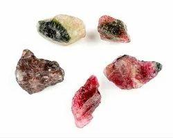 50Cts Natural Tourmaline Raw Crystal Rough