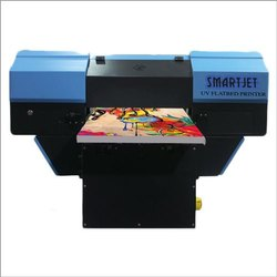 Smart Jet 4590 Mobile Uv Flatbed Printer