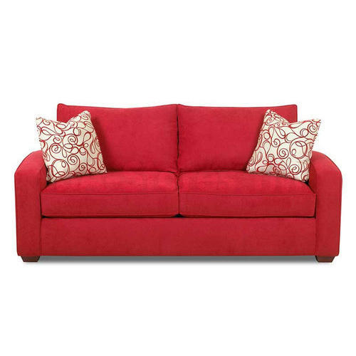 Red Sofa Set at Rs 6000 /set | Kamla Nagar | Agra | ID: 14185295030