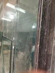Transparent Glass For Door, Thickness: 12.0 mm