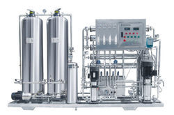 Automatic Water Purification System