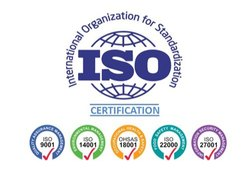 Accredited ISO 9001:2015 Certification Services