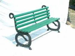 Lifetime Wood Alternative Patio Glider Bench