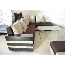 L Shape Sofa Set With Table L Shape Couch Design Today Kota ID - Coffee table for l shaped sofa
