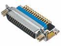 D Sub PCB M PMT Connectors