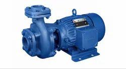 Crompton Mechanical Seal Centrifugal Monoset Pump