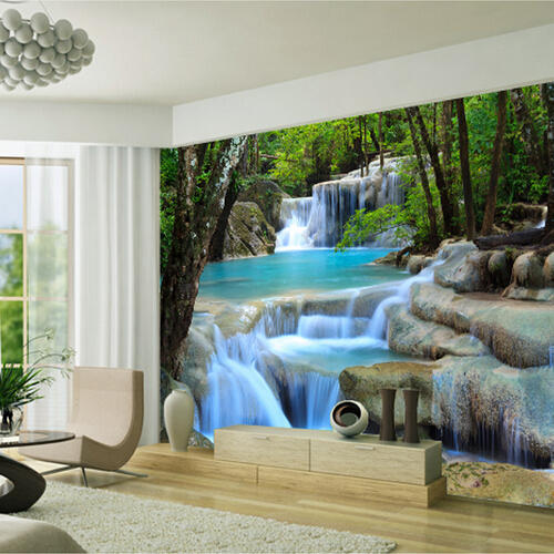 Etonnant 3D Bedroom Wallpaper