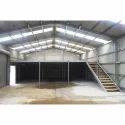 Prefabricated Warehouse Sheds