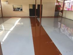 Commercial Epoxy Floor Coating Service