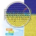 Tape X Tape Water Proof Yellow Hdpe Plastic Sun Shade Net, Size: 3 * 50 M