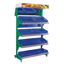 Fruit And Vegetable Display Rack
