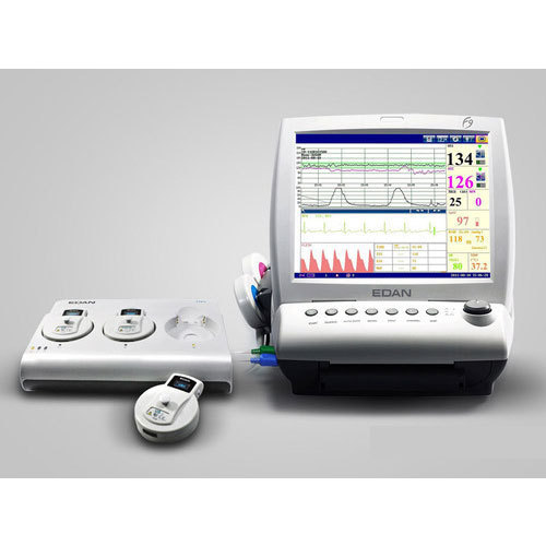 EDAN F9 Fetal & Maternal Monitor, NST Machine, Foetal Monitor, Fetal Monitor  Machine, Maternal Monitor, भ्रूण मॉनिटर in Jawaharlal Nehru Technological  University, Kakinada , Srinivasa Medi Systems | ID: 18320254612
