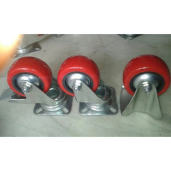 4 x 2 Inch Walksum PU Caster Wheel