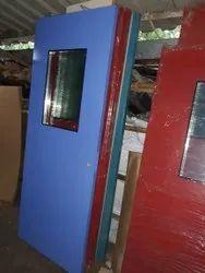 Galvanized Iron Doors