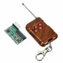 RF Remote With 5V Receiver