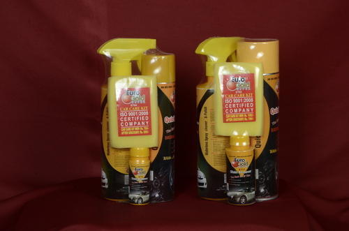 Eurogold Car Care Kit Rs 699 Set S Br G Enterprises Private