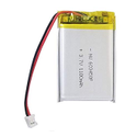 3.7V 1100mAh Lithium Polymer Battery