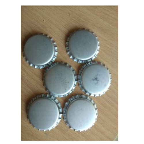 Steel Bottle Caps