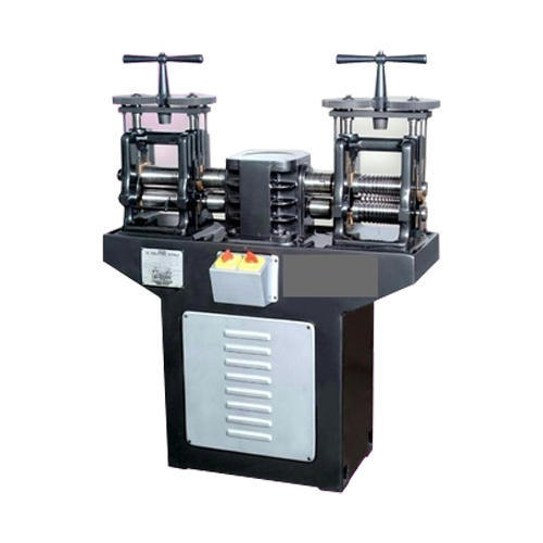 Double Head Wire Drawing Machine