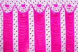 Designer Tent Curtain