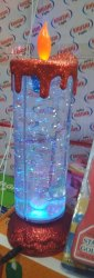 Cylindrical LED Candles