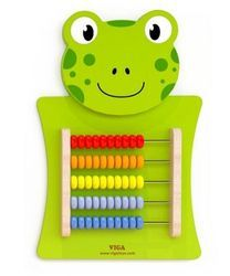 Abacus Wall Toy