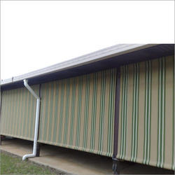 Vertical Outdoor Awnings