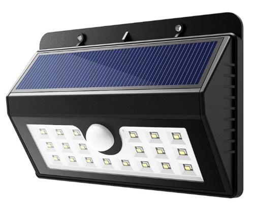 best authentic 26e31 8cbb1 Solar Motion Sensor Light