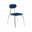 Plastic Students Chairs (ISF-313)