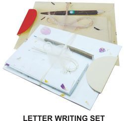 Letter Writing Set With Neem Pencil