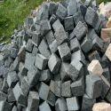 Black Limestone Cobbles