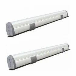 Ceramic Cool daylight Philips LED Batten Light, 6 W