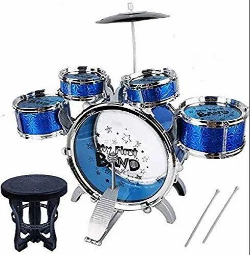What Kids Want Frozen 2 Drum Kit Set