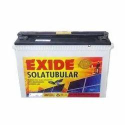 Exide Solar Tubular Battery, 12 V, Capacity: 150 Ah