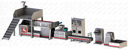 Mother Baby Reprocessing Extrusion Line