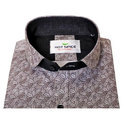 Hot Spice Party Wear Mens Printed Shirt