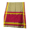 Festive Wear Handloom Saree, Length: 6 m