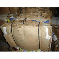 Brown Recycling Waste Paper Scrap