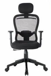 Mesh Chair Butter Fly High Back