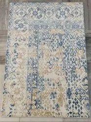 Universal Rugs Rectangle Designer Silk Handloom Printed Rug