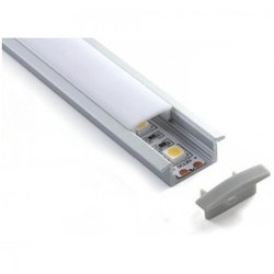 Aluminium LED Profile Light, IP20