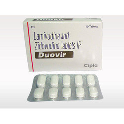 Lamivudine And Zidovudine Tablets