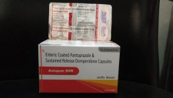 Pantoprazole 40mg Domperidome30mg Sustained Release